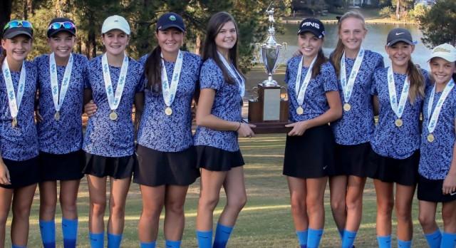 Cat Stats:  State Champion Lady Wildcat Golf