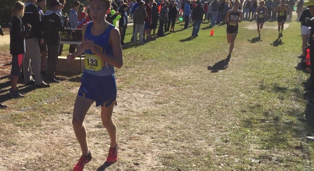 State XC:  A Big Day At The Races!