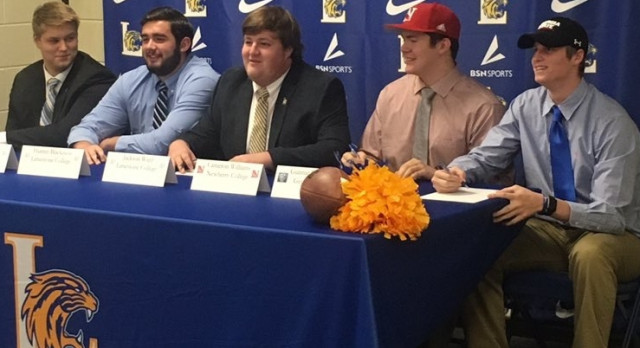 Nat'l Signing Day:  5 Cats To Play On Saturdays