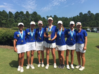 Cats Open With 21-Stroke Win!