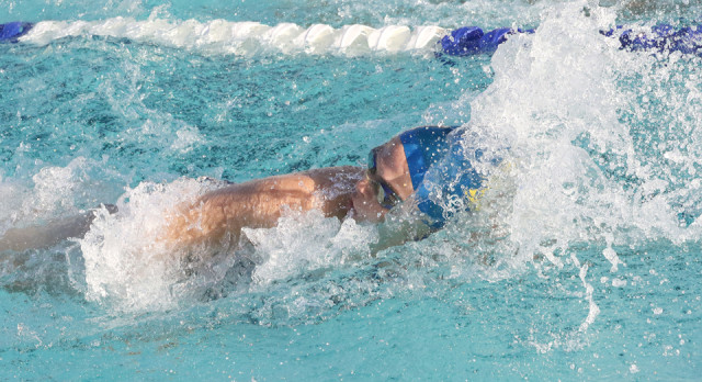Swimmers Open Season With Region Wins