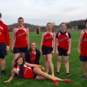 Girls' Track Throwers