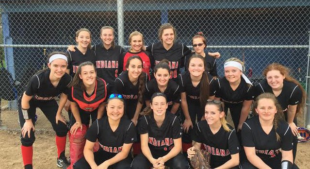 Girls' Softball Clinch WPIAL Section 5-AAA Championship –  Advance to Playoffs