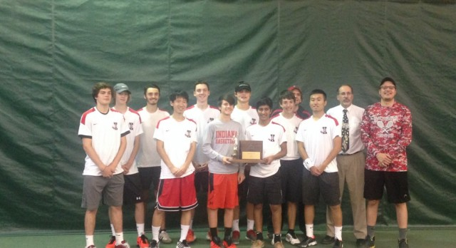 BOYS' TENNIS TEAM EARNED THE WPIAL RUNNER UP TROPHY – PIAA PLAYOFFS BEGIN