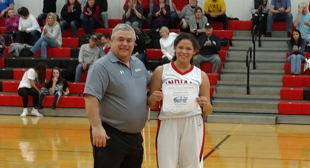 Indiana Student Allie Coker Punt Pass and Kick Championships
