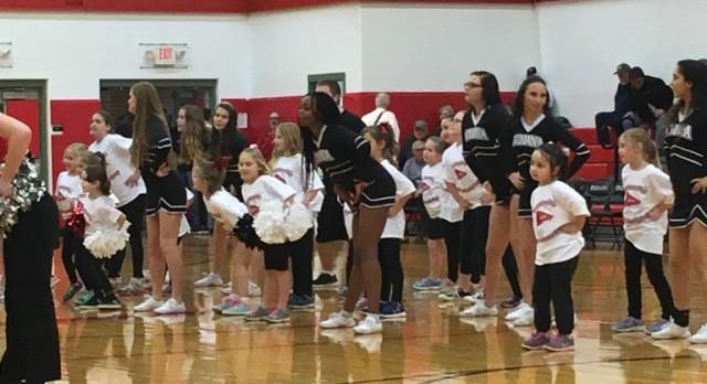 2017 Cheerleader Youth Night