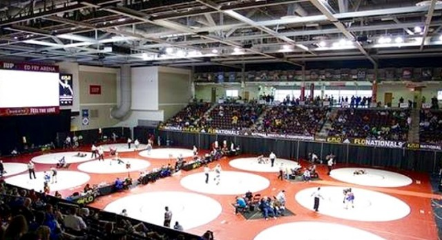KCAC hosting SW-AA Regional Wrestling Championships this Saturday