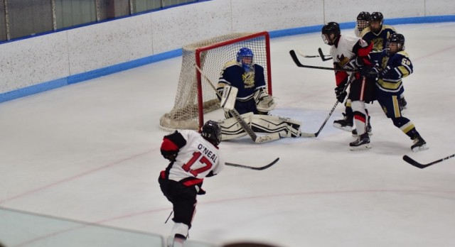 MSA Sports Announces Indiana's Patrick O'Neal First Team PIHL Hockey