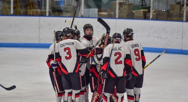 2nd Place IHS Hockey Season complete.  Playoff Information