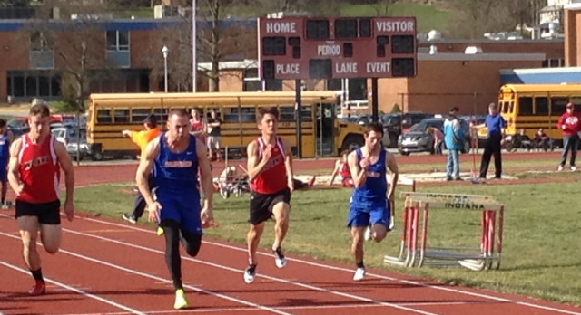 Boys' and Girls' Track and Field Teams Defeats Armstrong