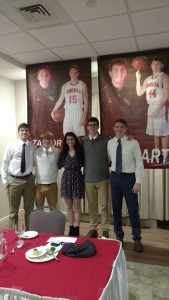 Basketball banquet 2