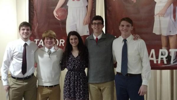 Basketball banquet 2