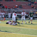 IHS Boys Varsity Lacrosse vs Penn Trafford 3-24-17