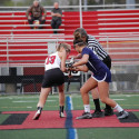 Girls' Lacrosse Freeport Game