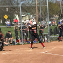 Varsity Softball vs Burrell, 4/18