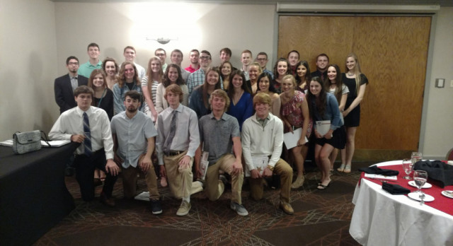 Indiana Rotary/Indiana High School 61st Senior Athlete Awards Banquet