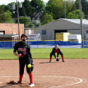Varsity Softball vs Butler, 5/8