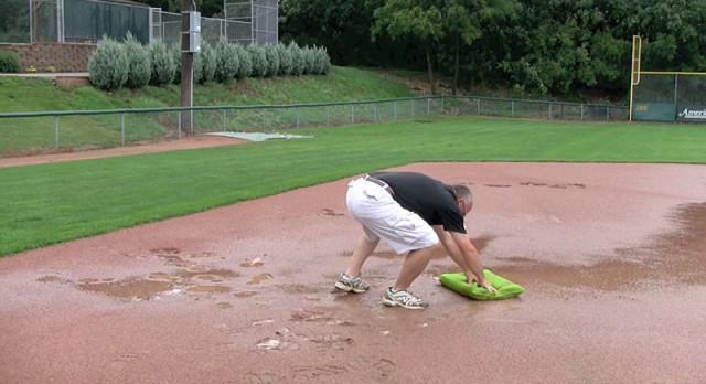 Varsity baseball game tonight postponed until tomorrow at 4 pm