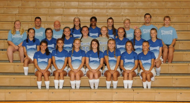 2016 Varsity Girls Soccer Team