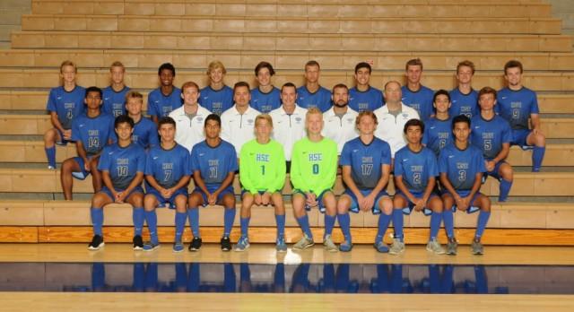 2016 Varsity Boys Soccer Team