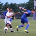 HSE Boys Varsity Soccer game vs. Brownsburg HS