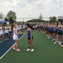 HSE Girls Tennis vs. Carmel (5-10-17)