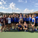 HSE Lady Royals Tennis – Sectional Champions!