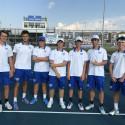 HSE Boys Tennis vs. Cathedral (Senior Night) 9-20-17