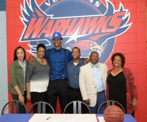 Congrats Josh Linder for signing to play basketball at Georgia State!