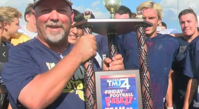 Whitnall Falcon Football earns Team of the Week