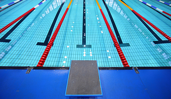 Swimming and Diving – Walk of Champions
