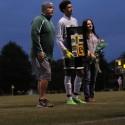 Boys' Soccer VS. Hendersonville on April 5th Senior Night