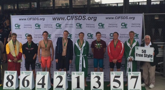 2016 CIF-SDS Swimming Championship