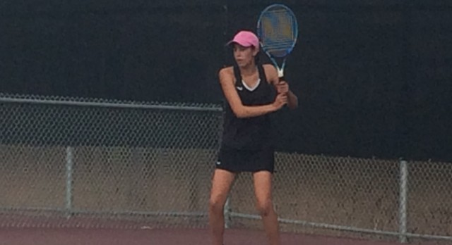 Coronado High School Girls Varsity Tennis beat La Jolla High School 15-3