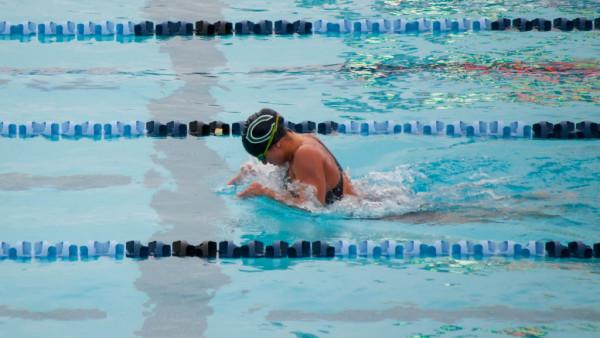Sam swim