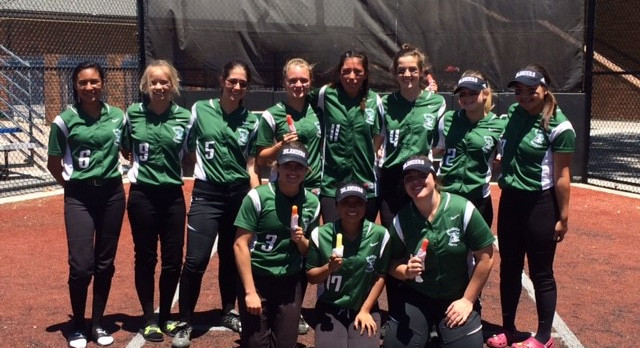 Girls Softball Heads to Semi-Finals
