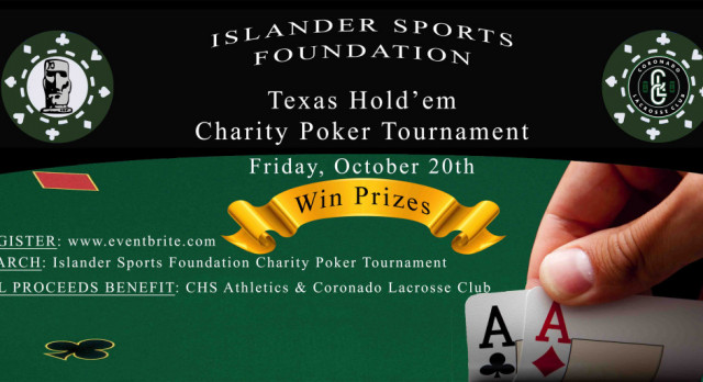 Texas Hold 'Em Charity Poker Tournament