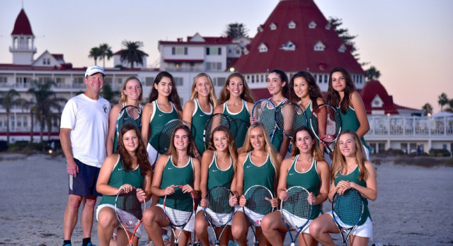 Varsity Tennis Wins Western League