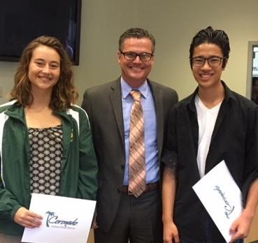 National Merit Scholar Winners