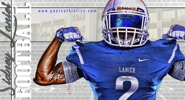 Sidney Lanier High School Varsity Football beat Russell County High School 42-14