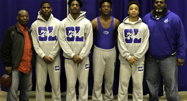 Poets send 4 to the AHSAA State Wrestling Tournament