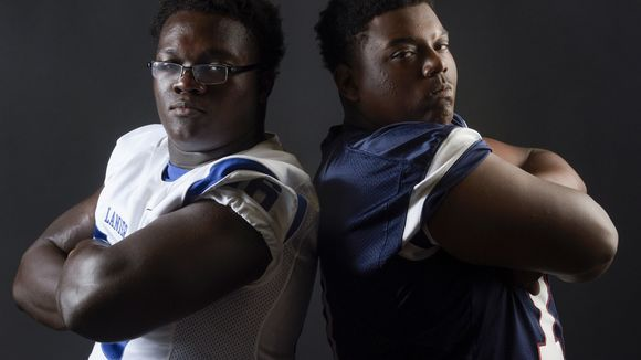 Sidney Lanier's Alfred Thomas, and Park Crossing's Tank Jenkins are nominees for the 2018 U.S. Army All-American Bowl.