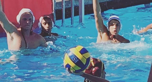 Arlington Boys' Water Polo defeats Canyon Springs, 17-8, on Monday, 10/10.