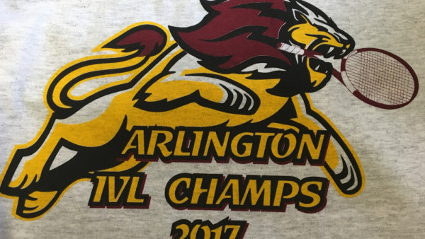 Arlington Tennis IVL Champs 2017 LOGO