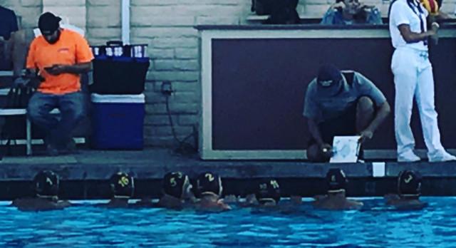 Arlington Boys' Water Polo downed 9-8 by Rancho Cucamonga, on Tuesday, 9/19,