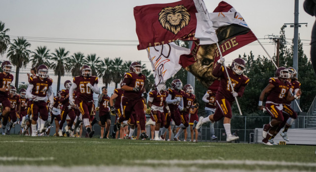 Arlington finishes preseason, 5&0, first time since 2001.