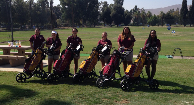 Arlington Girls' Golf sweeps two on Thursday, October 11th.