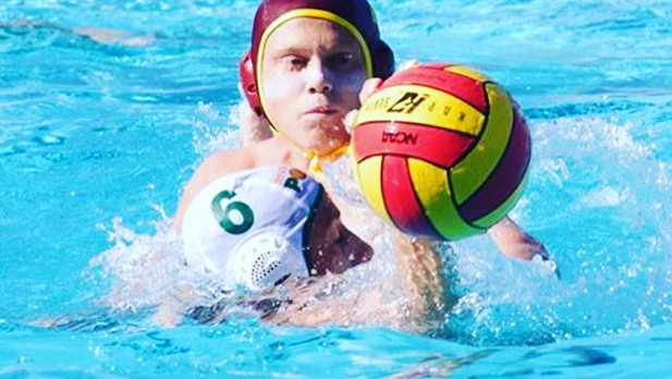 Arlington Boys' Water Polo bests Canyon Springs, 23-7, on Tuesday, 10/17.