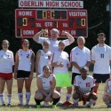 Girls Alumni Soccer Game