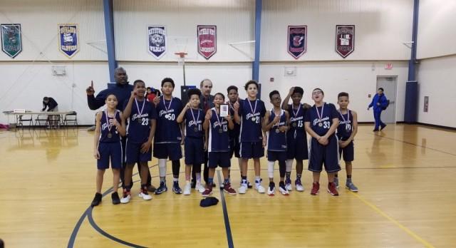 7th Boys Basketball Champs